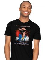 The Worminator T-Shirt