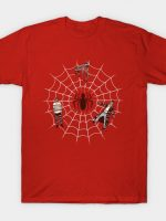 A Spiders Web T-Shirt
