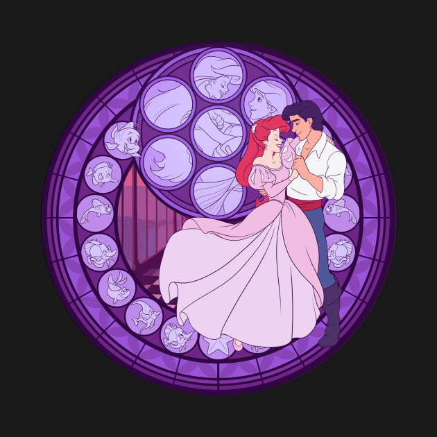 Ariel & Eric PINK