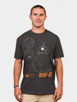 Astro Droid BB-8 T-Shirt