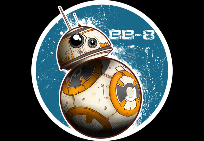 BB-8 On The Move
