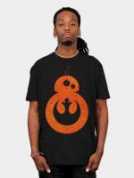 BB-8 Rebel Alliance Logo T-Shirt