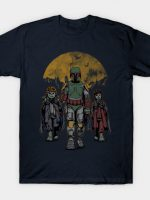 BOBA AND THE WALKING HOBBIT T-Shirt