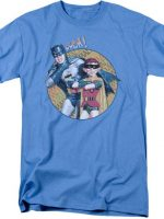 Batman Cover Mad Magazine T-Shirt