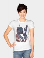 Boba Fett Galaxy T-Shirt