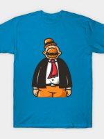 Burger of Man T-Shirt