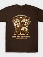 Call The Captains T-Shirt