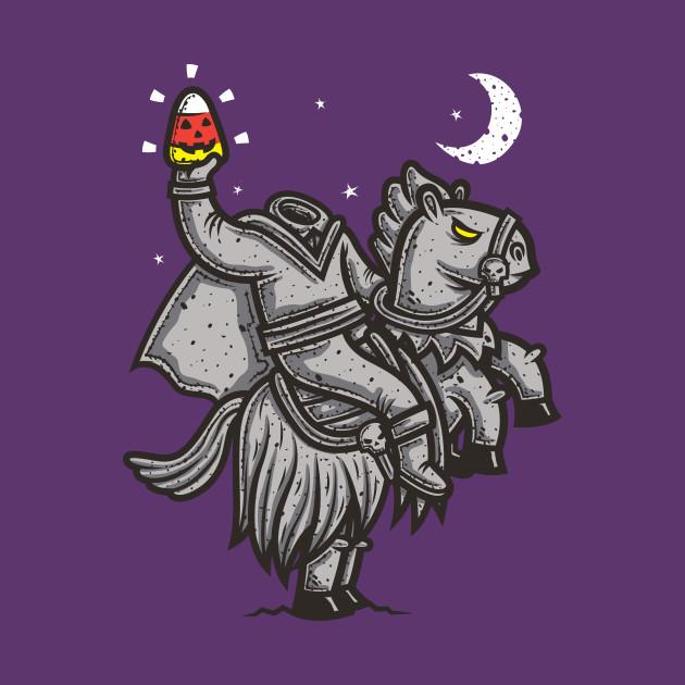 Candyless Horseman