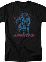 Cast Airwolf T-Shirt