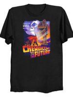 Chewbacca to the Future Parody T-Shirt