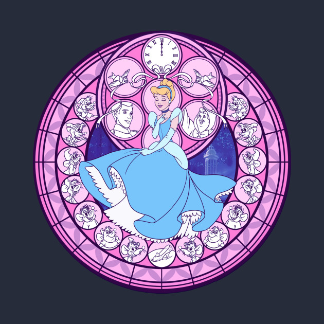Cinderella PINK