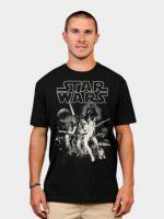 Classic Star Wars T-Shirt