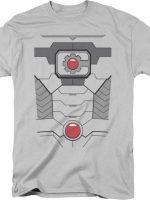 Cyborg Costume T-Shirt