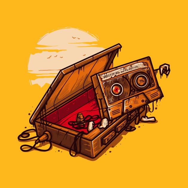 Dead Man Walkman