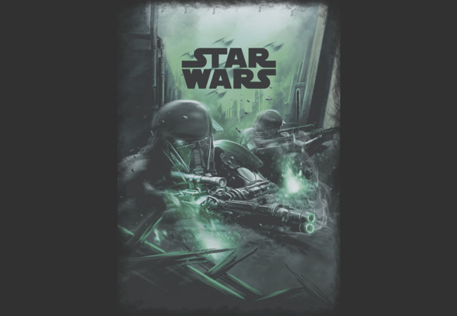 Death Trooper Defense