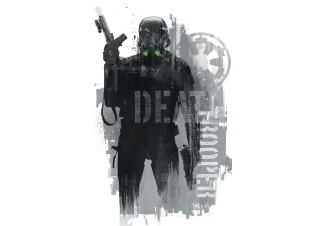 Death Trooper Grunge