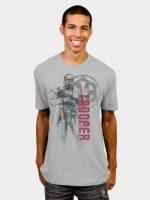 Death Trooper Sketch T-Shirt