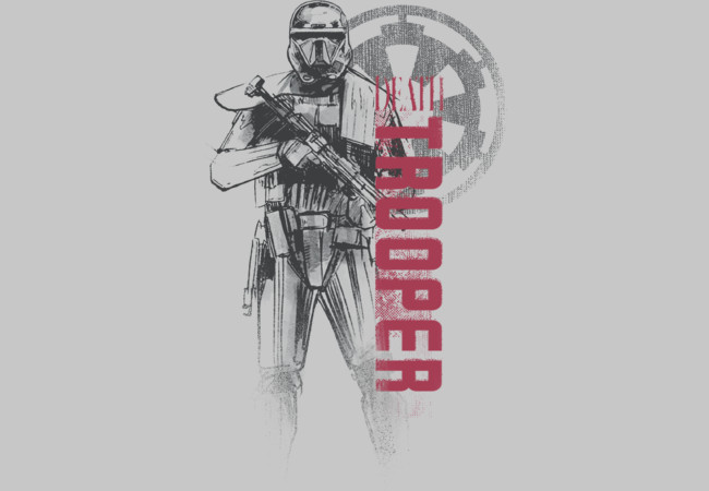 Death Trooper Sketch