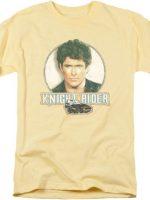 Distressed Knight Rider T-Shirt