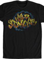 Distressed Wyld Stallyns T-Shirt