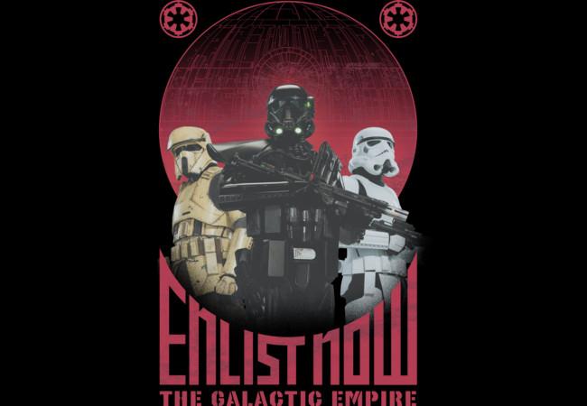Enlist Now