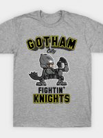 GOTHAM FIGHTIN KNIGHTS T-Shirt