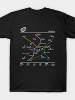 Gaia Tube T-Shirt