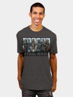 Galactic Bounty Hunter Guild T-Shirt