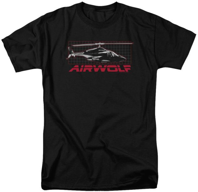 Helicopter Airwolf