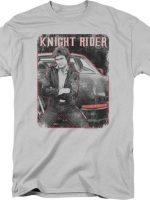 Hood Ornament Knight Rider T-Shirt