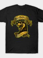 Hufflepuff Motto T-Shirt