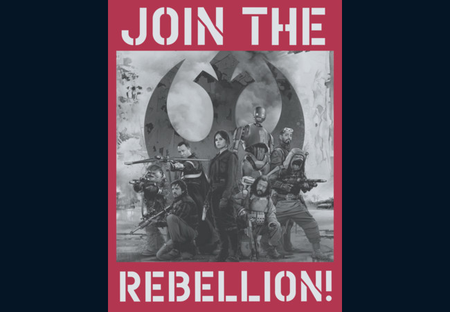Join the Rebellion