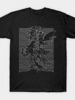Kaiju Division Parody T-Shirt