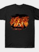 Kaiju Road Parody T-Shirt