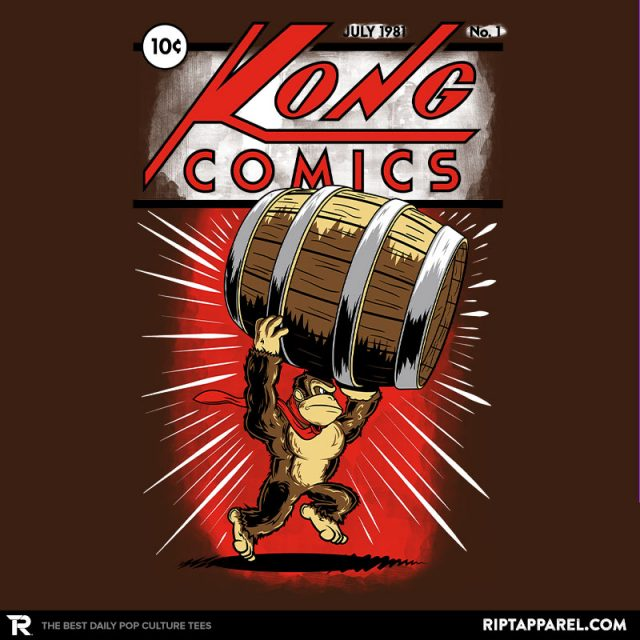 Kong Comics