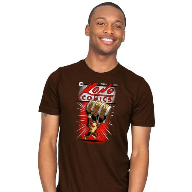 Kong Comics T-Shirt