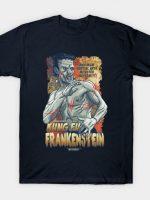 Kung Fu Frankenstein T-Shirt
