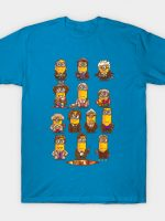 Little Who Parody T-Shirt