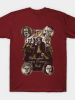 Make History End T-Shirt