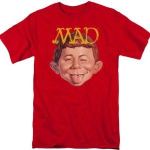 Mascot Mad Magazine