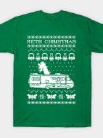 Meth Christmas T-Shirt