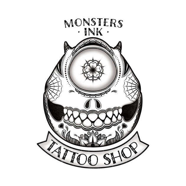 Monsters Ink Mike