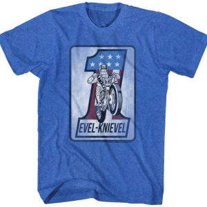 Motorcycle Evel Knievel