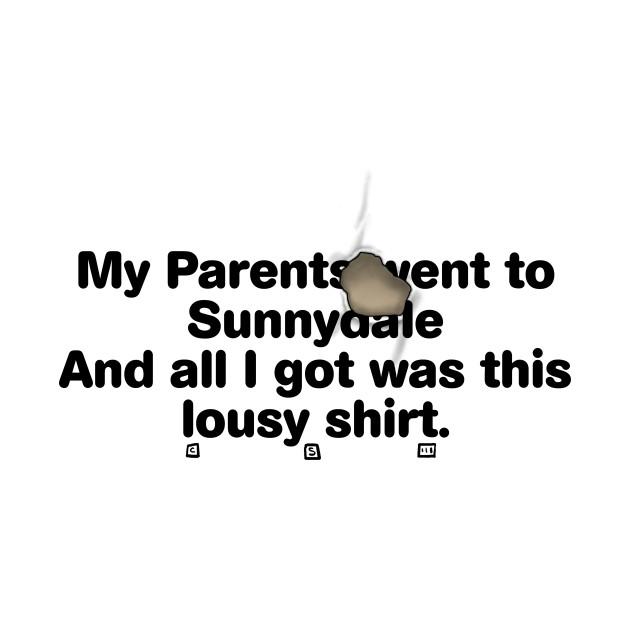 My Parents Went Sunnydale