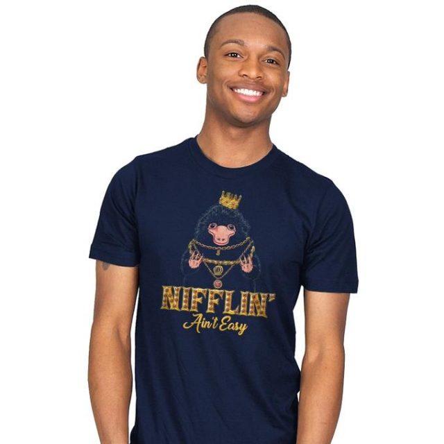 Nifflin' Ain't Easy T-Shirt