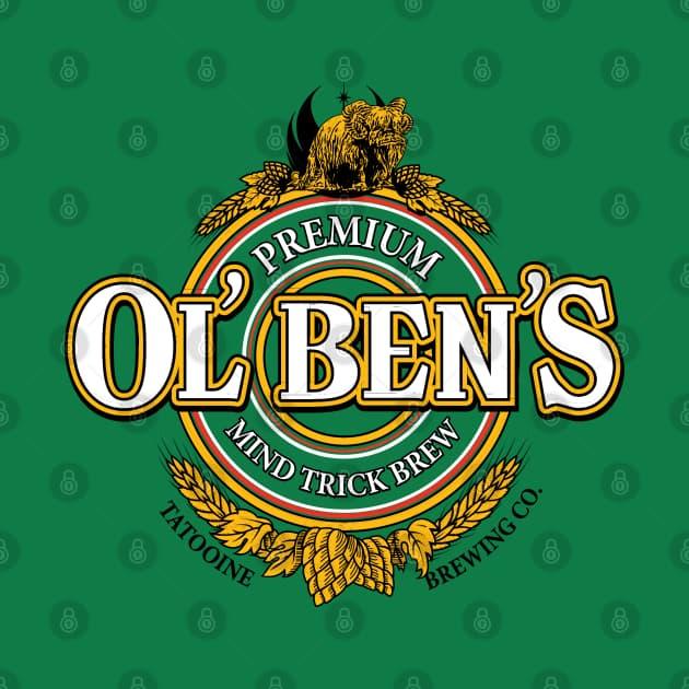 Ol' Ben's Mind Trick Brew