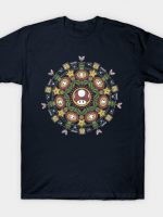 One Up Mandala V2 T-Shirt