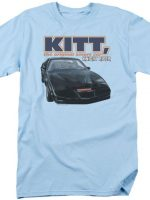 Original Smart Car Knight Rider T-Shirt
