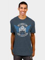 Rebel Squadron Blue Leader T-Shirt