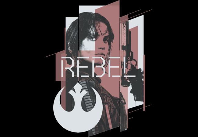 Rebel in Red